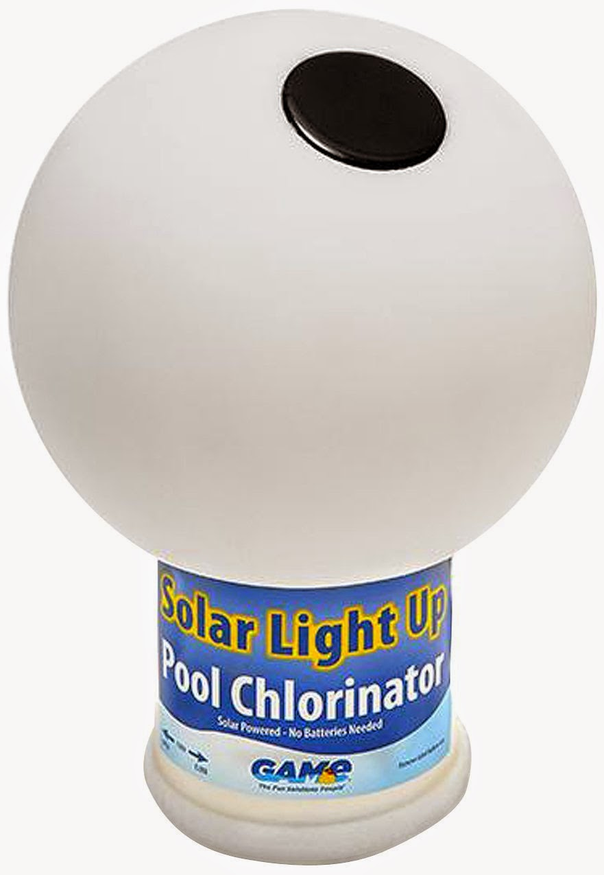 Solar powered swimming pool floating light solar floating light - Swim Time Na3396 Solar Globe Solar Powered Floating Pool Lights