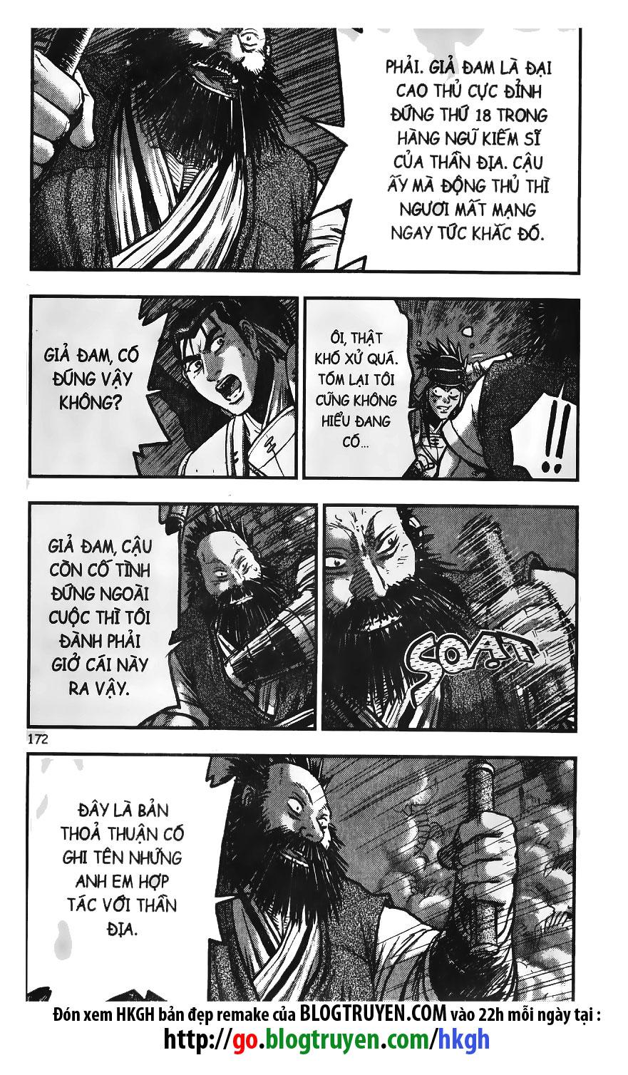 Hiệp Khách Giang Hồ chap 379 Trang 27 - Mangak.info