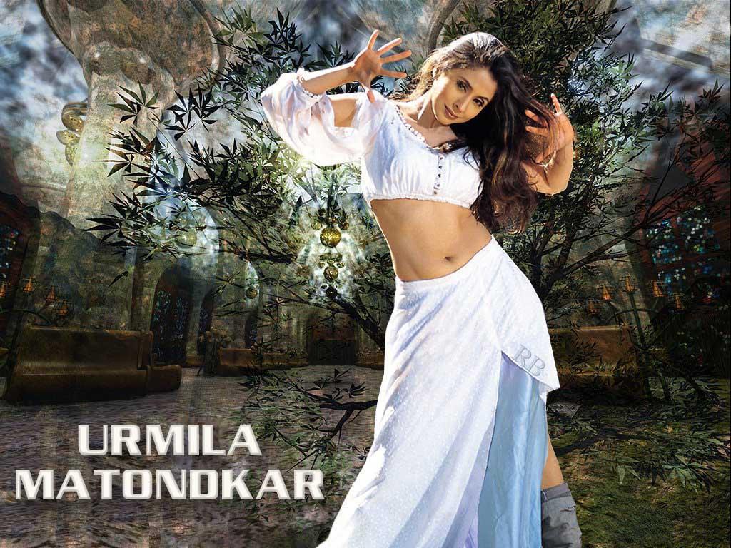 Urmila Matondkar Hot Navel