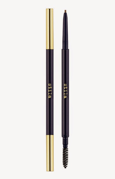 NEW from stila: Stay All Day Precision Glide Brow Pencil