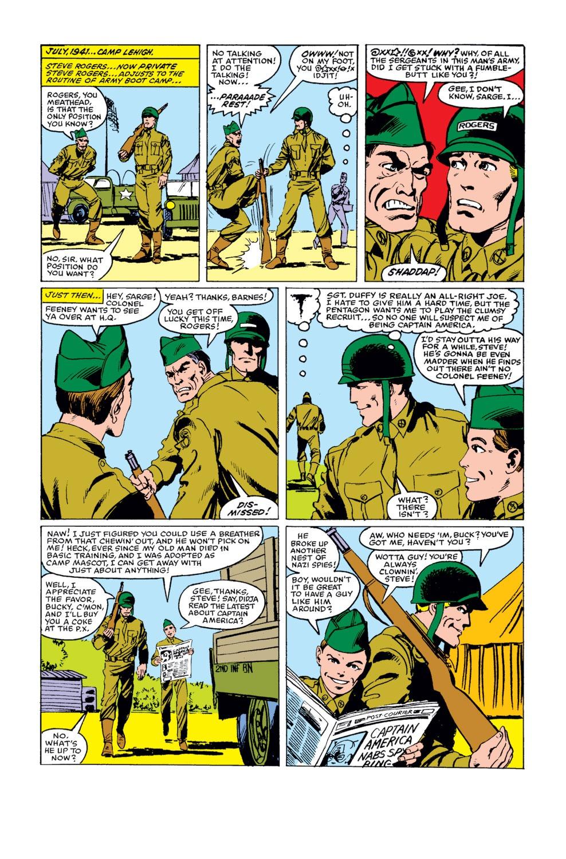 Captain America (1968) Issue #255 #170 - English 20
