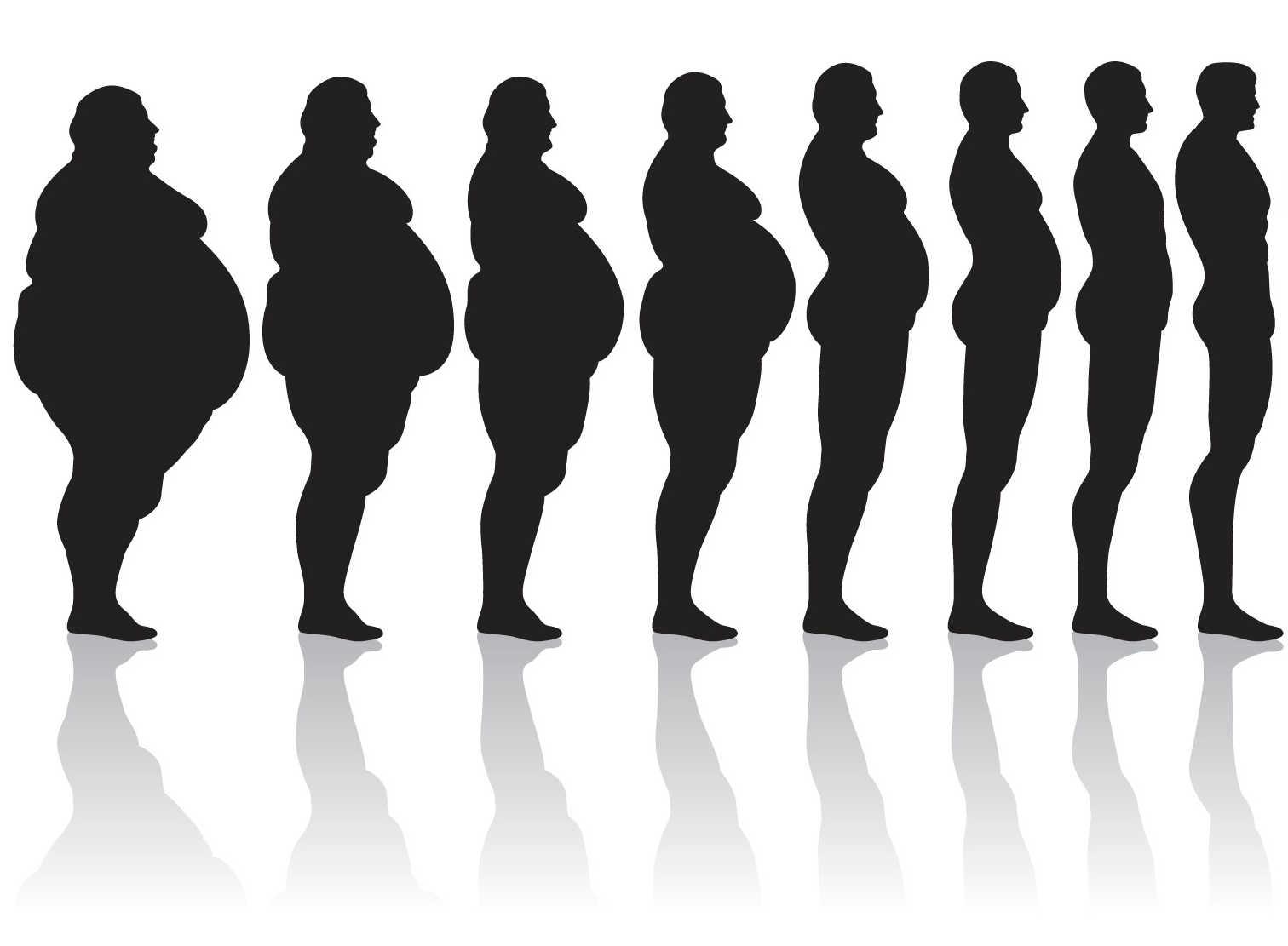 Fat+to+Skinny+Clip+Art Walking with Walker Lady: He Look-a Like-a Man!