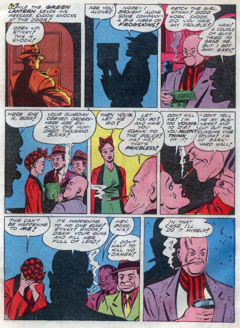 Read online All-American Comics (1939) comic -  Issue #45 - 11