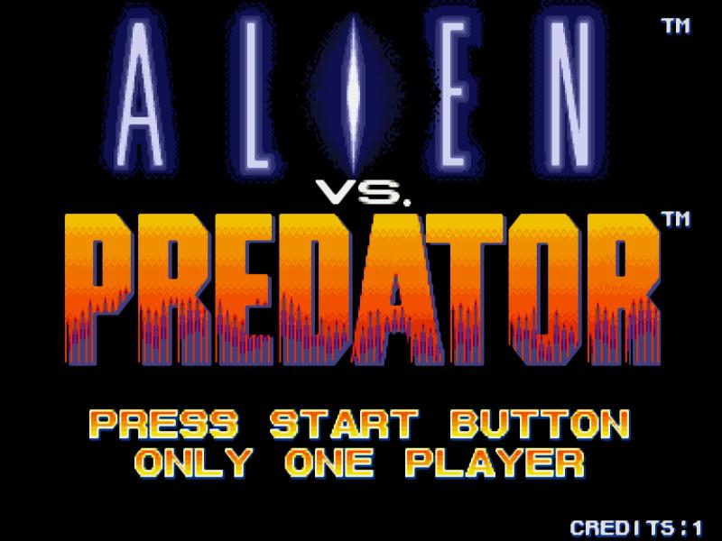 Alien vs. Predator PC Game