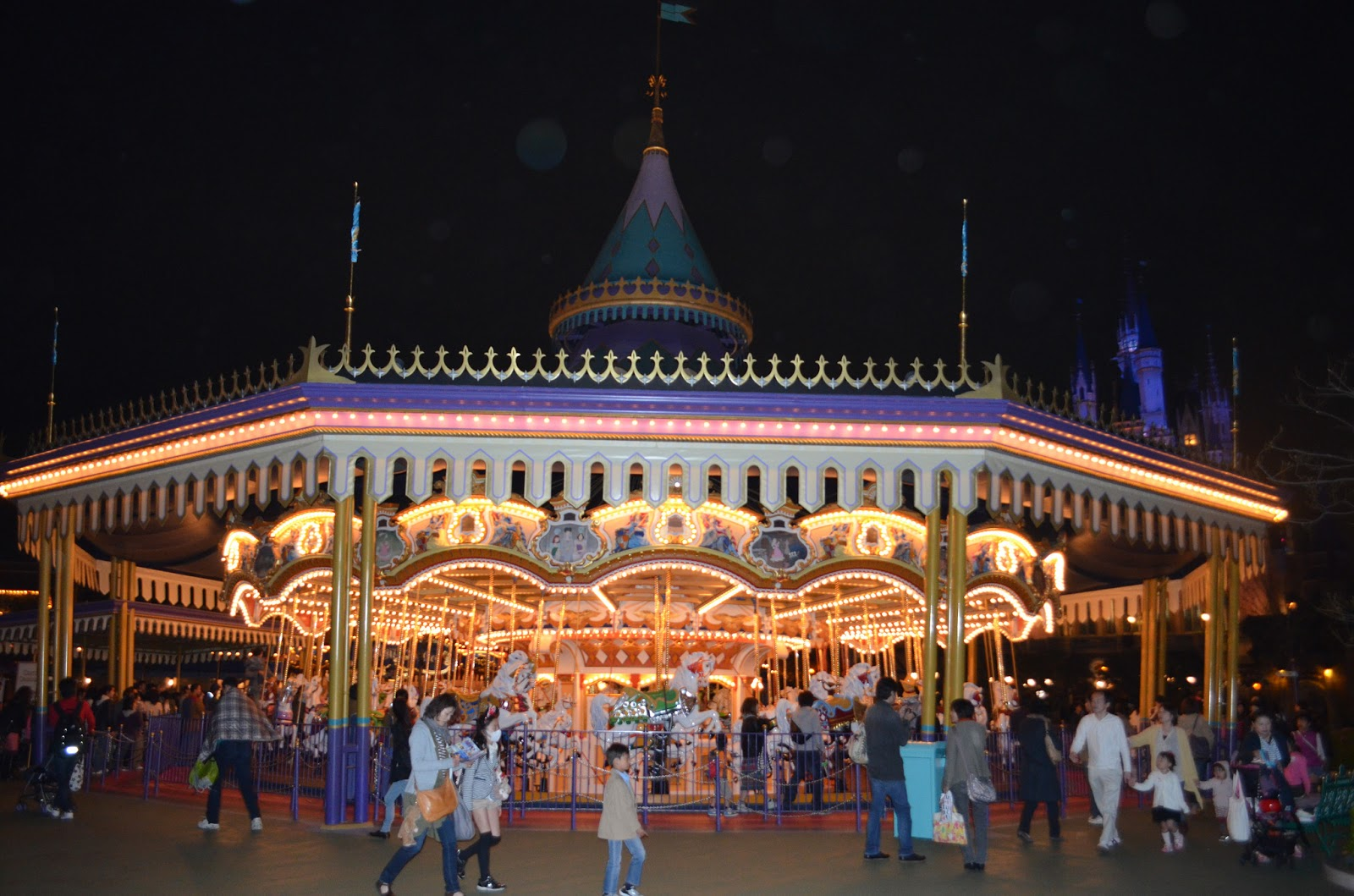 Our Kind Of Happiness Sunday At Tokyo Disneyland Part 2 Of 2