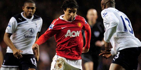 Prediksi Manchester United vs Tottenham 29 September 2012 EPL