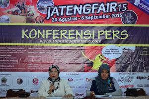 Event – Jateng Fair 2015, 20 Agustus – 6 September 2015