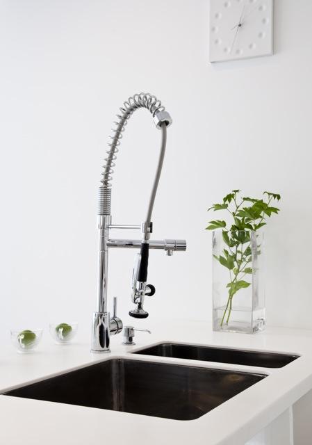 Minimalist kitchen appliances