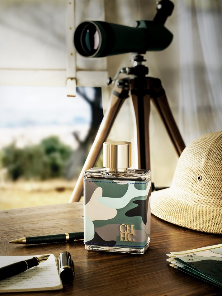 Carolina Herrera , perfumes , africa