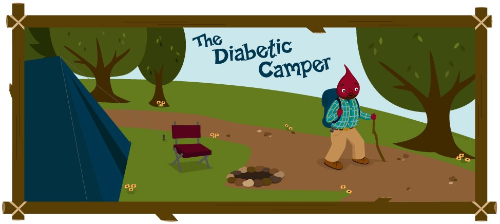 The Diabetic Camper
