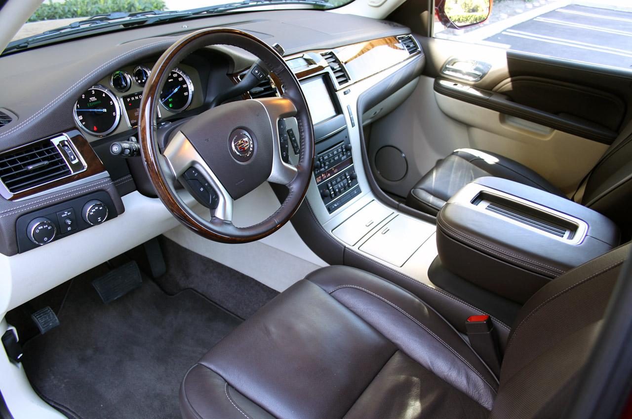 2012 Cadillac Escalade Hybrid Platinum Slex Auto Car Reviews