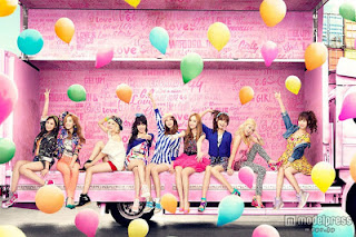 Girls' Generation (SNSD) – LOVE & GIRLS