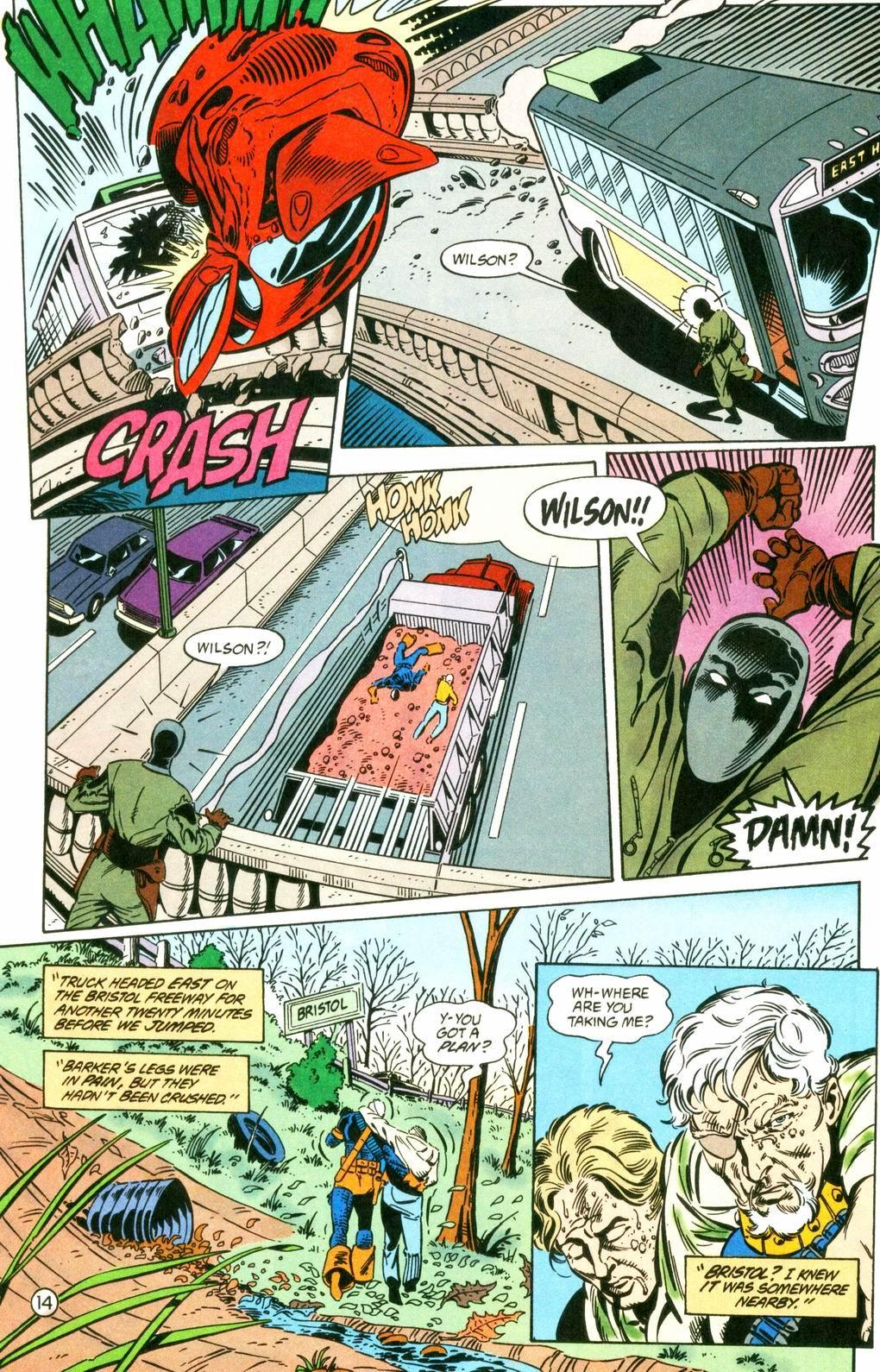 Deathstroke (1991) Issue #8 #13 - English 14