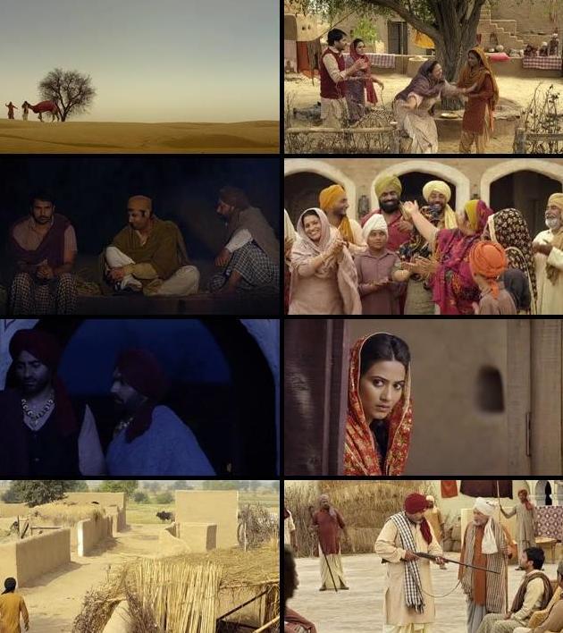 Angrej 2015 Punjabi 720p DVDRip