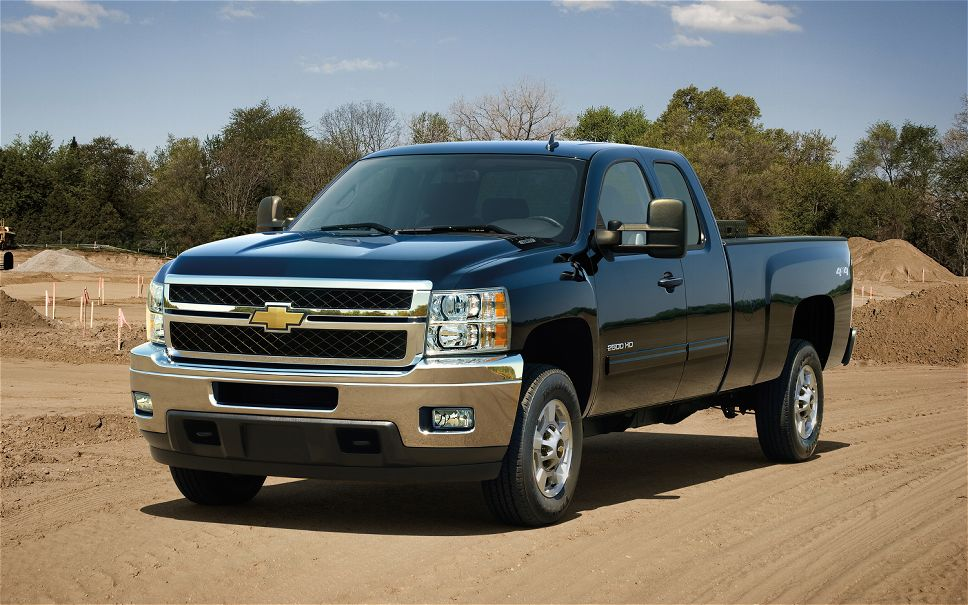 Chevy Silverado Leads GM's Increase In March Sales