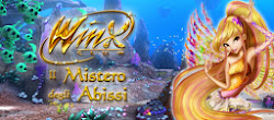 Winx Club: The Mystery of the Abyss Italian Trailer!
