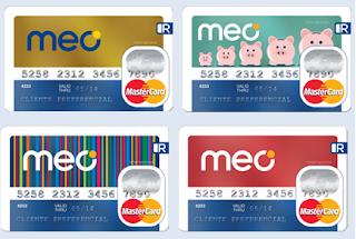 Cartão MEO Banco Bonsucesso