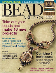 Bead & Button Magazine February 2009