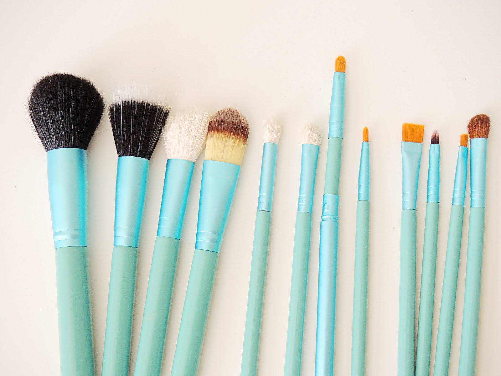 And Here Are The Brushes