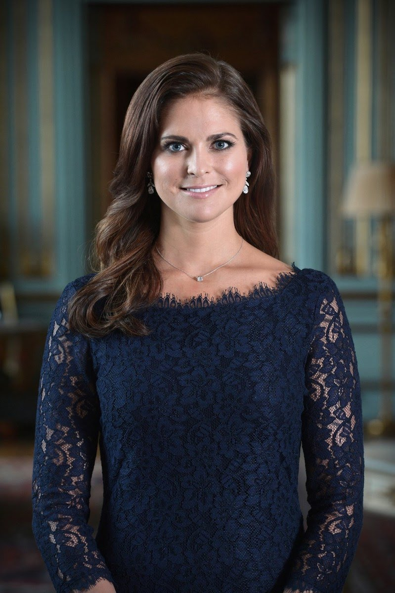 Princesses' lives: New picture of Princess Madeleine