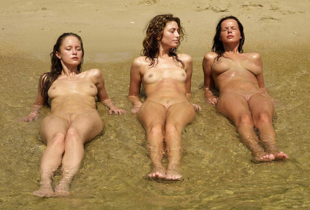 German nudist groups