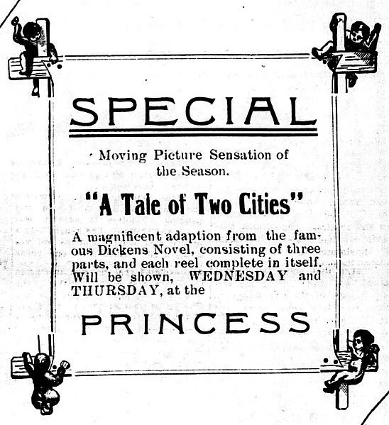 nuncalosabre.A Tale of Two Cities - William J. Humphrey (1911)