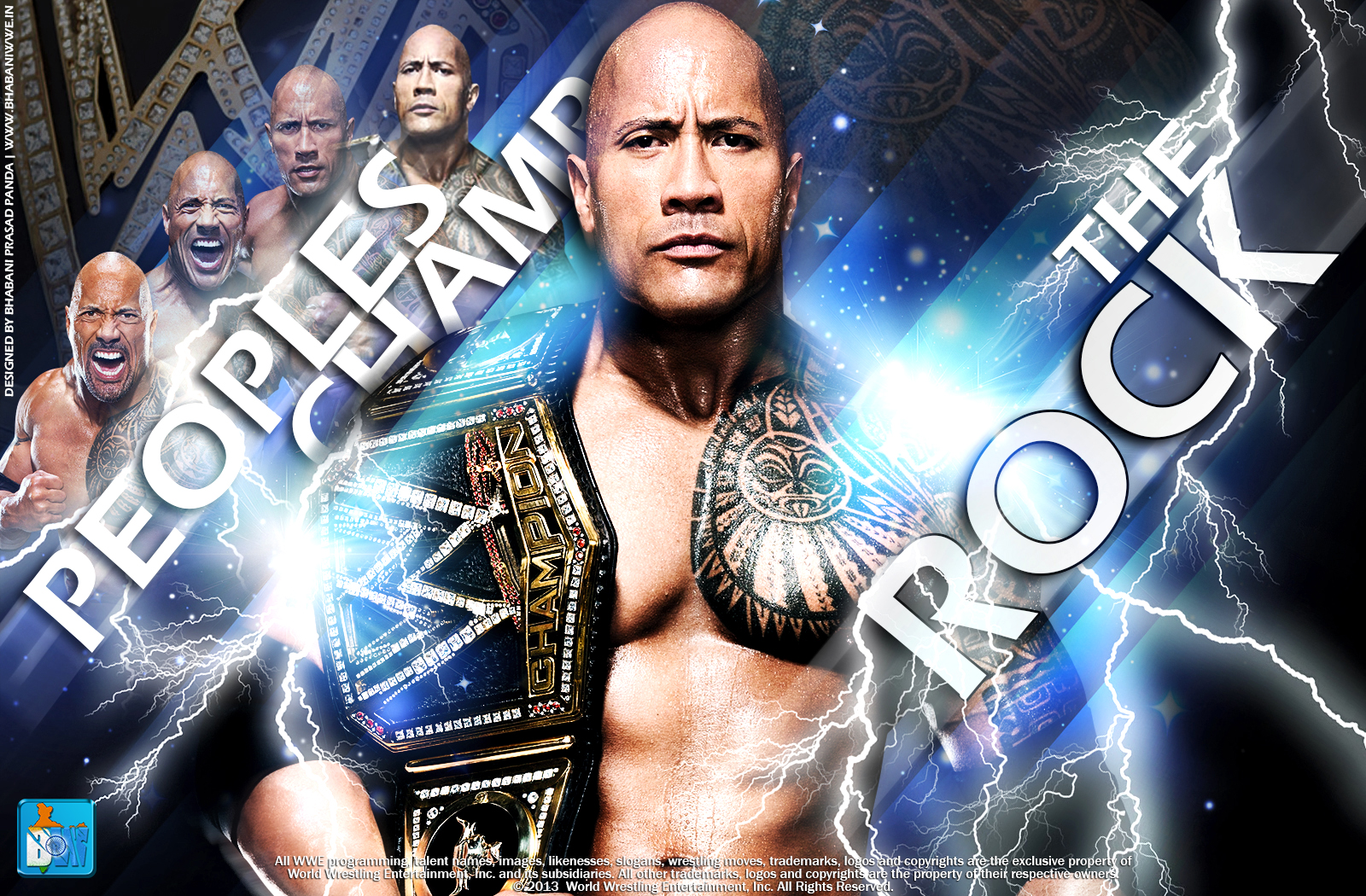 Wonderful Wallpapers: The Rock HD Wallpapers 2013-2014