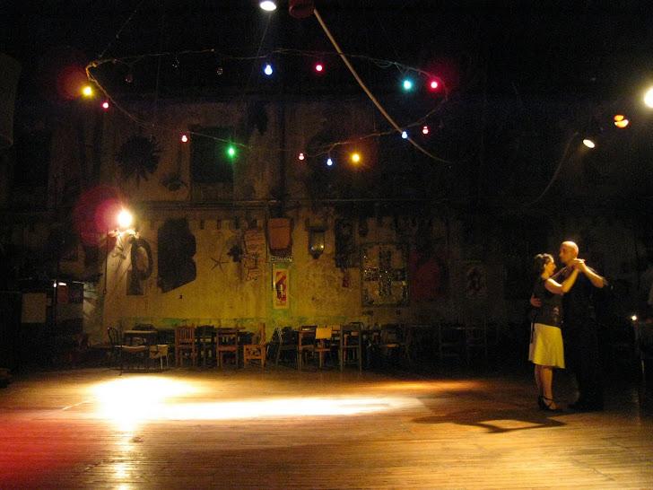 Tango på La Catedral