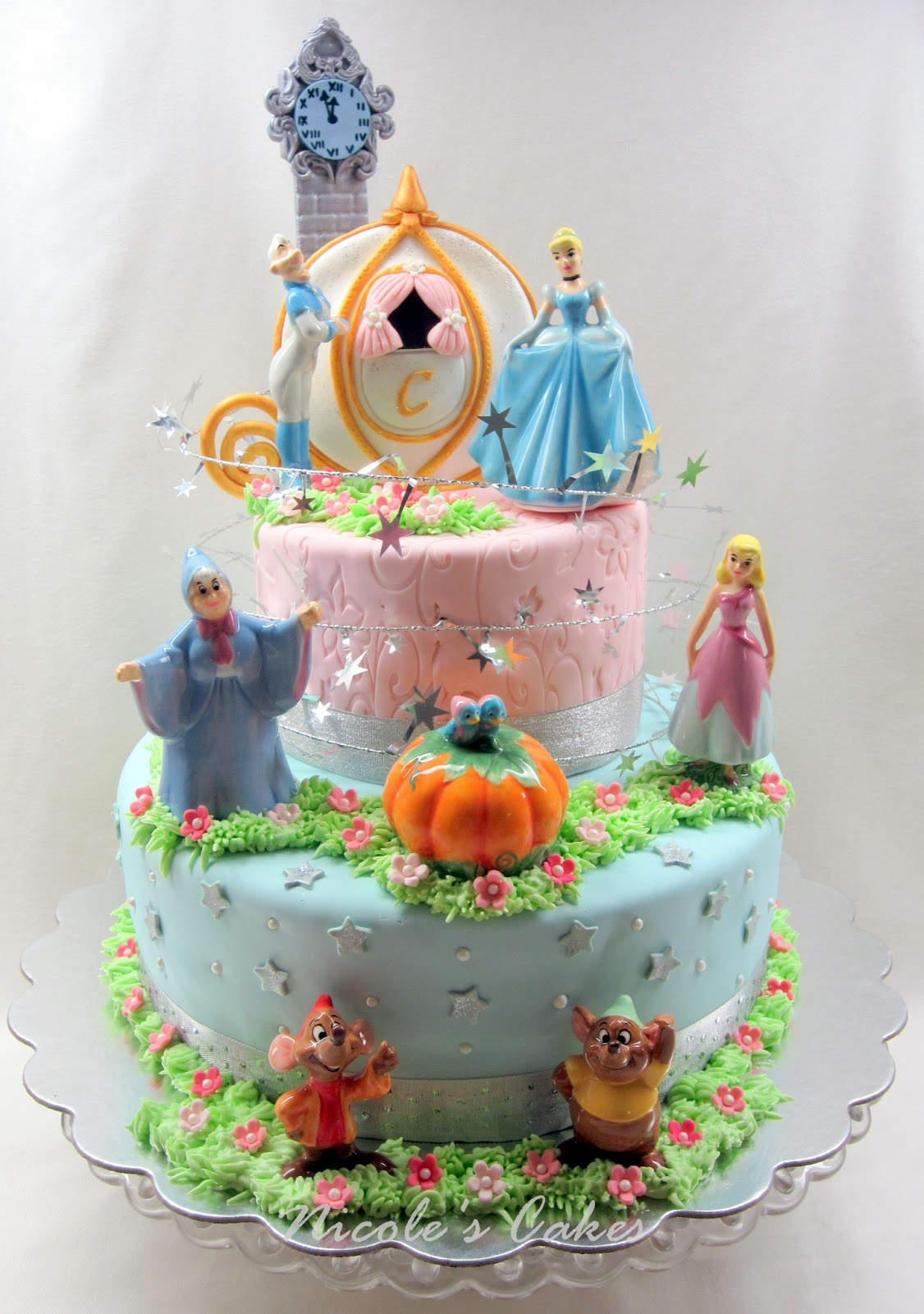 Cake Design Cinderella : Confections, Cakes & Creations!:  The Cinderella Story ...