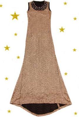 vestidos de fiesta largos Fin de Año Dolores Promesas