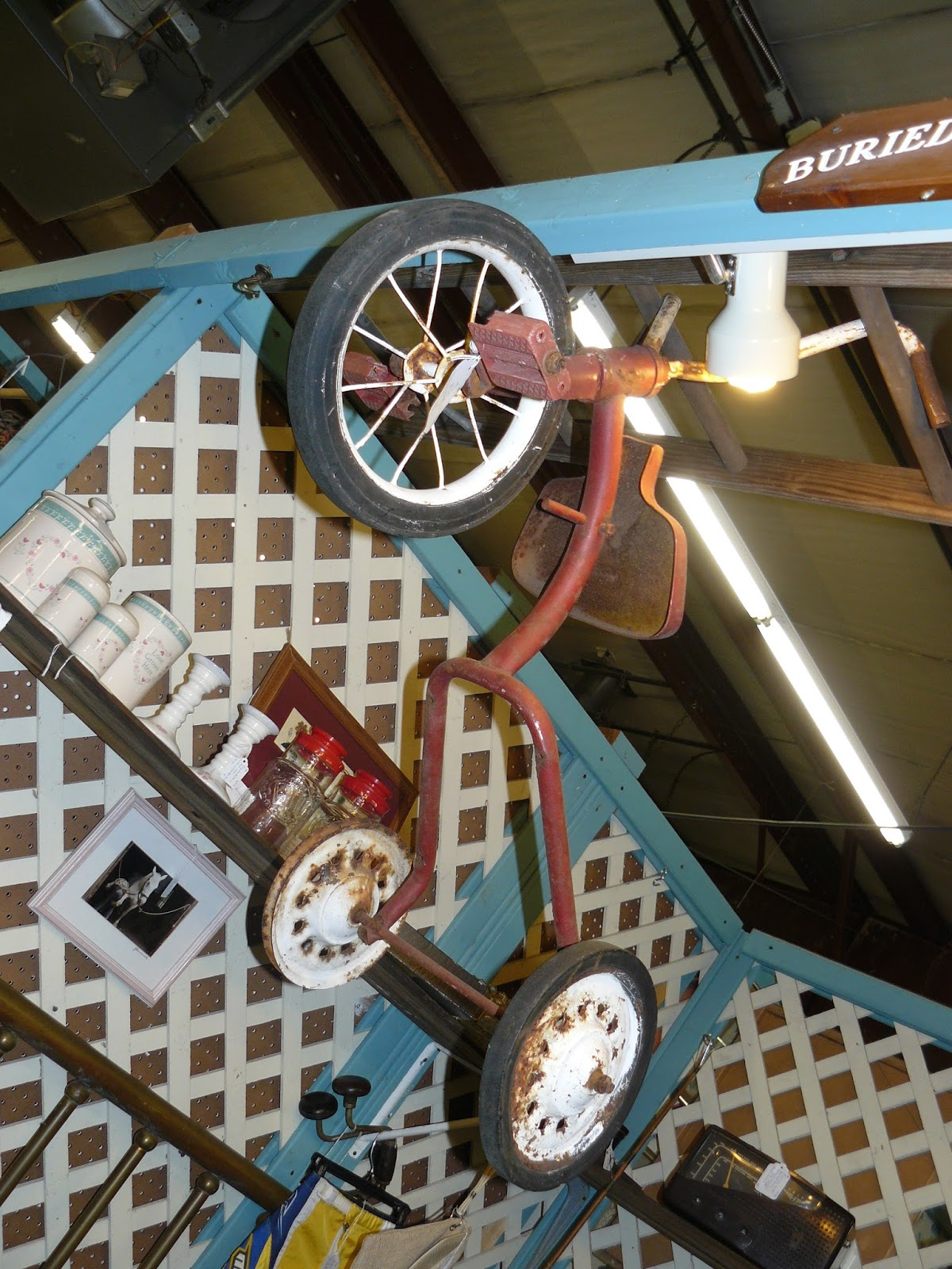 SCRANBERRY COOP : Vintage & Antique Bikes - Tricycle ...