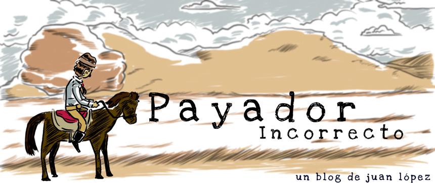 Payador   incorrecto