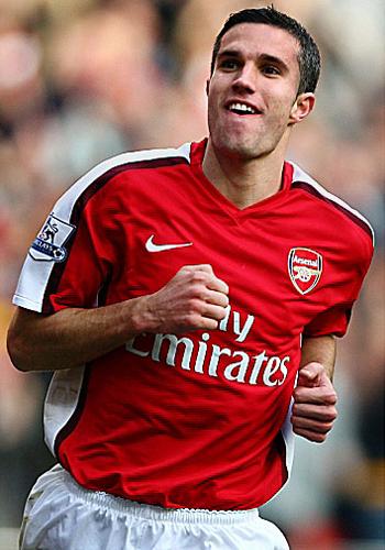 Robin van Persie Arsenal 2011, Van Persie does not guarantee forever be at Arsenal