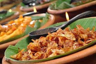 Sajian Sunda Sambara, Restoran Menu Masakan Sunda