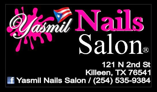 Yasmil nails salon 121 n 2nd st killeen tx for 2nd street salon