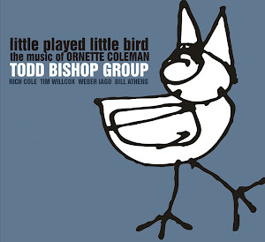 2012 CD: Todd Bishop Group / Little Played Little Bird