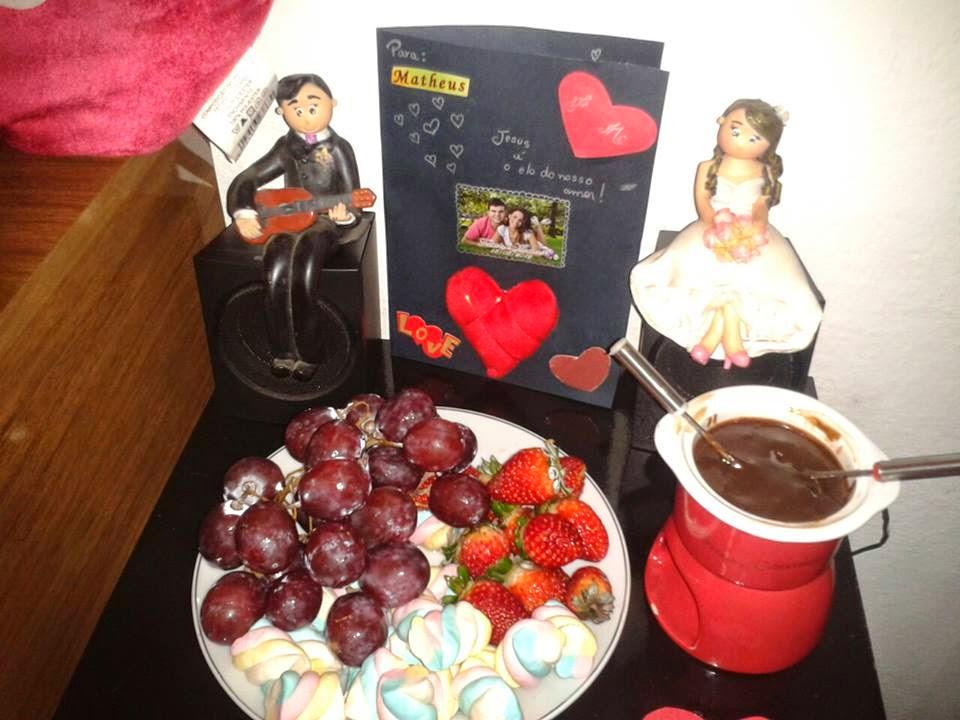 Fabiola Keffer Inspiração dia dos namorados