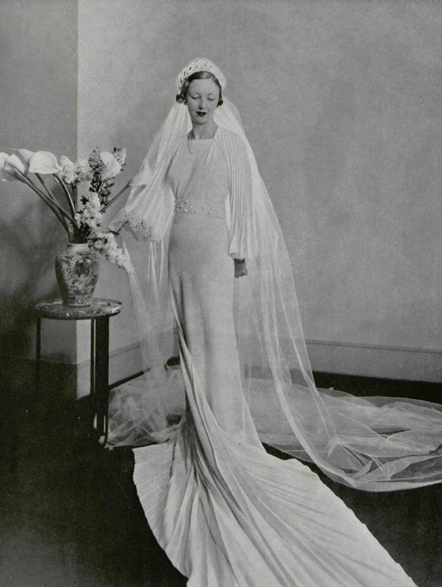 1930 Wedding Dress 21 Lovely Take a look at