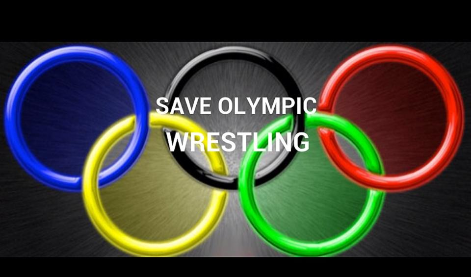 Save Olympic Wrestling Cover Photo The Road to 2014: Thou...