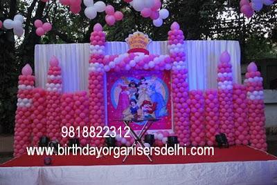 Birthday Organisers Delhi Google