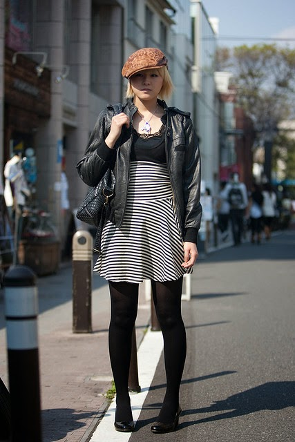 Moda en Ura Harajuku