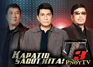 T3 Kapatid, Sagot Kita September 30 2011 Episode Replay