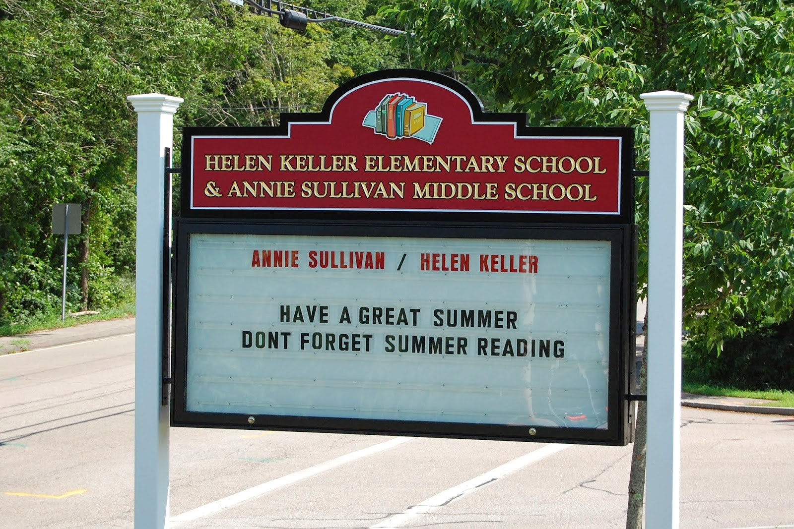 Keller-Sullivan sign from July 2013