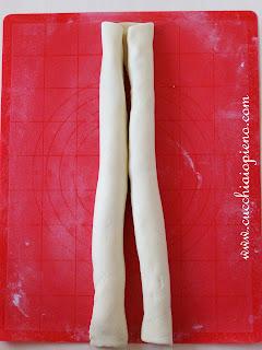 como fazer rosca recheada