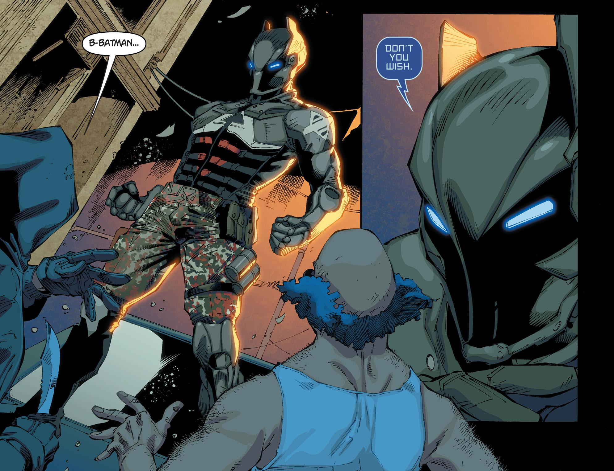 Batman: Arkham Knight [I] Issue #7 #9 - English 8