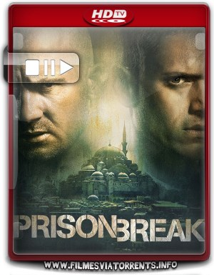 Prison Break 5° Temporada