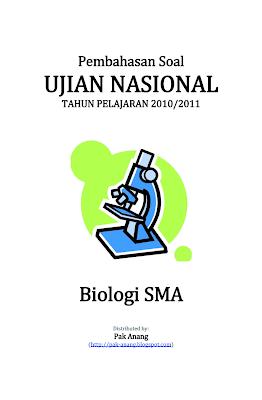 Pembahasan Soal Un Biologi Sma 2011
