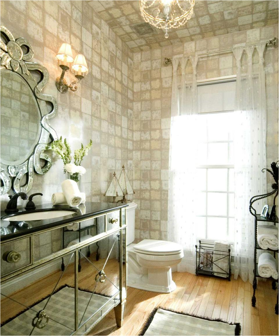 Key interiors by shinay transitional bathroom design ideas for Bathroom styles and designs