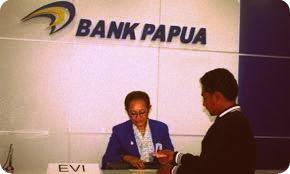 Kredit Macet Bank Papua Kurang dari Rp 2 Triliun