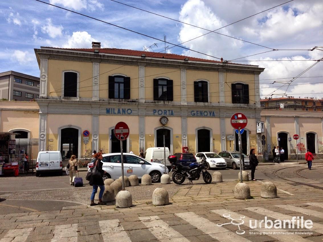 Urgente gli interventi indispensabili pre expo 1 porta - Carabinieri porta genova milano ...